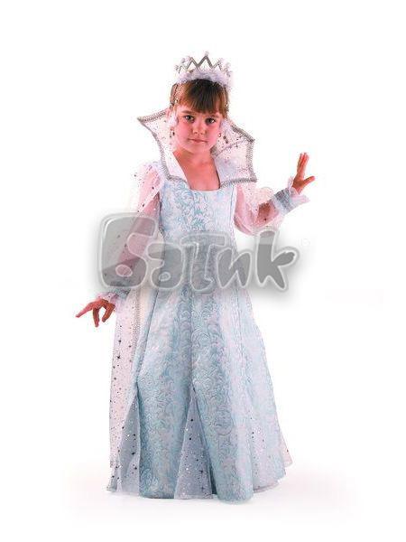 Новогодний костюм снежная королева для девочки своими руками фото