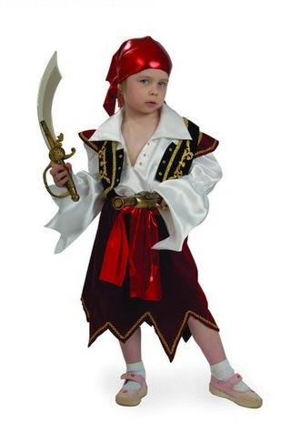 Новогодний костюм маленькой разбойницы — МАСТЕРСКАЯ Жизни - photo#47